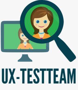 Logo UX-testteam GebruikerCentraal